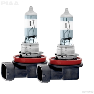 PIAA H11 Night Tech Bulbs Dual