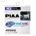 PIAA H3 Xtreme White Bulbs Packaging