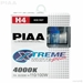 PIAA H4 Xtreme White Bulbs Packaging