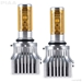 PIAA 9006 Yellow LED Bulbs Dual
