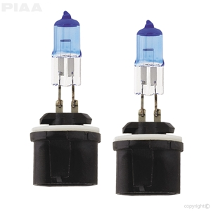 PIAA 880 Xtreme White Bulbs Dual