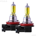 H16 Solar Yellow Twin Pack Halogen Bulbs - 22-13416