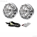 520 Chrome SMR Driving  XTreme White Plus Halogen Lamp Kit - 05264