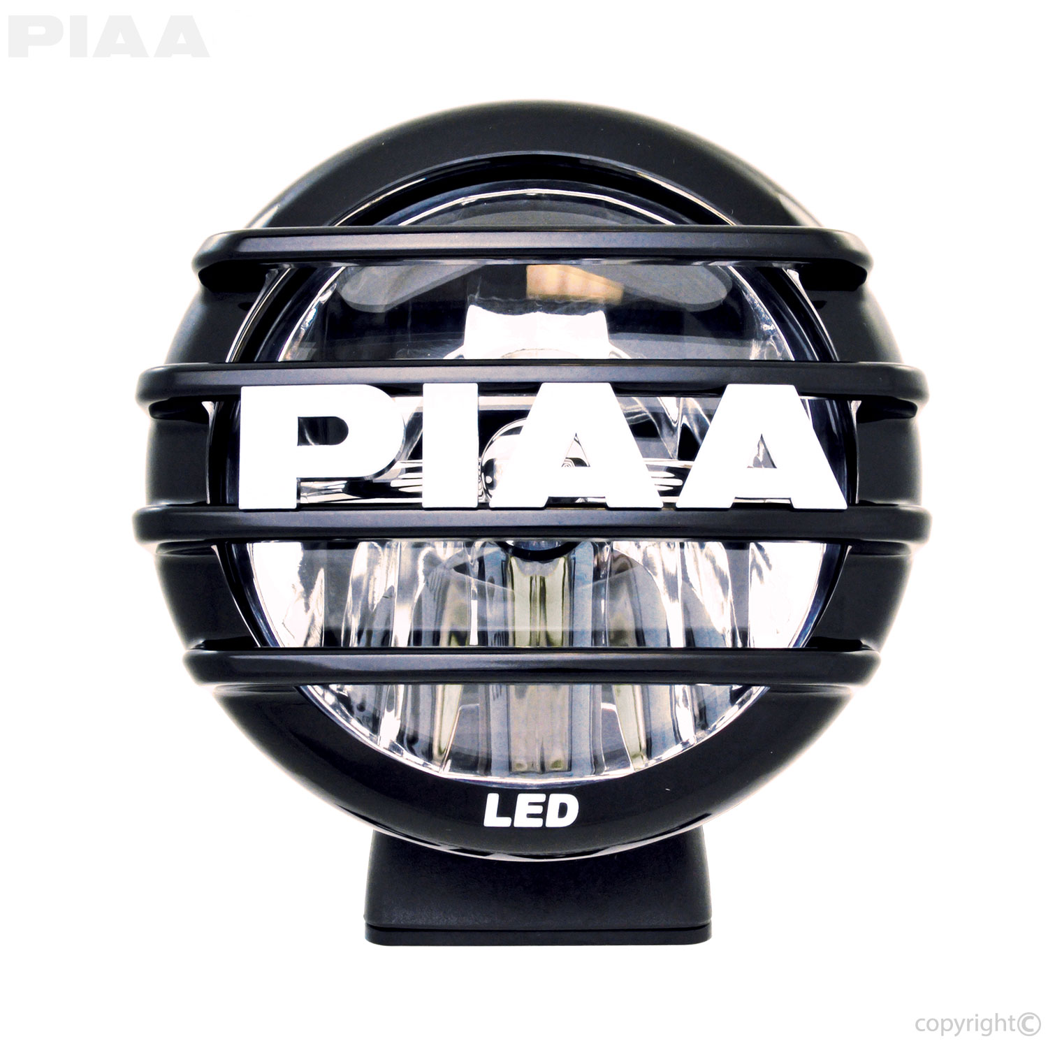 "LP560 6"" LED Driving Light Kit, SAE Compliant - 05672"