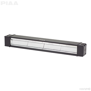 "PIAA RF Series 18"" LED Light Bar White Fog Beam Single, SAE Compliant  led, led lights, lamps, leds, fog lights, driving lights, led lamps"