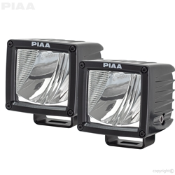 PIAA RF3 Driving Beam LED Light Angle View