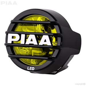 "LP530 Ion Yellow 3.5"" SAE Compliant LED Fog Light led, led lights, lamps, leds, fog lights, driving lights, led lamps"