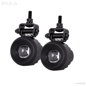 PIAA 1100p LED White All Terrain Pattern led, led lights, lamps, leds, fog lights, driving lights, led lamps