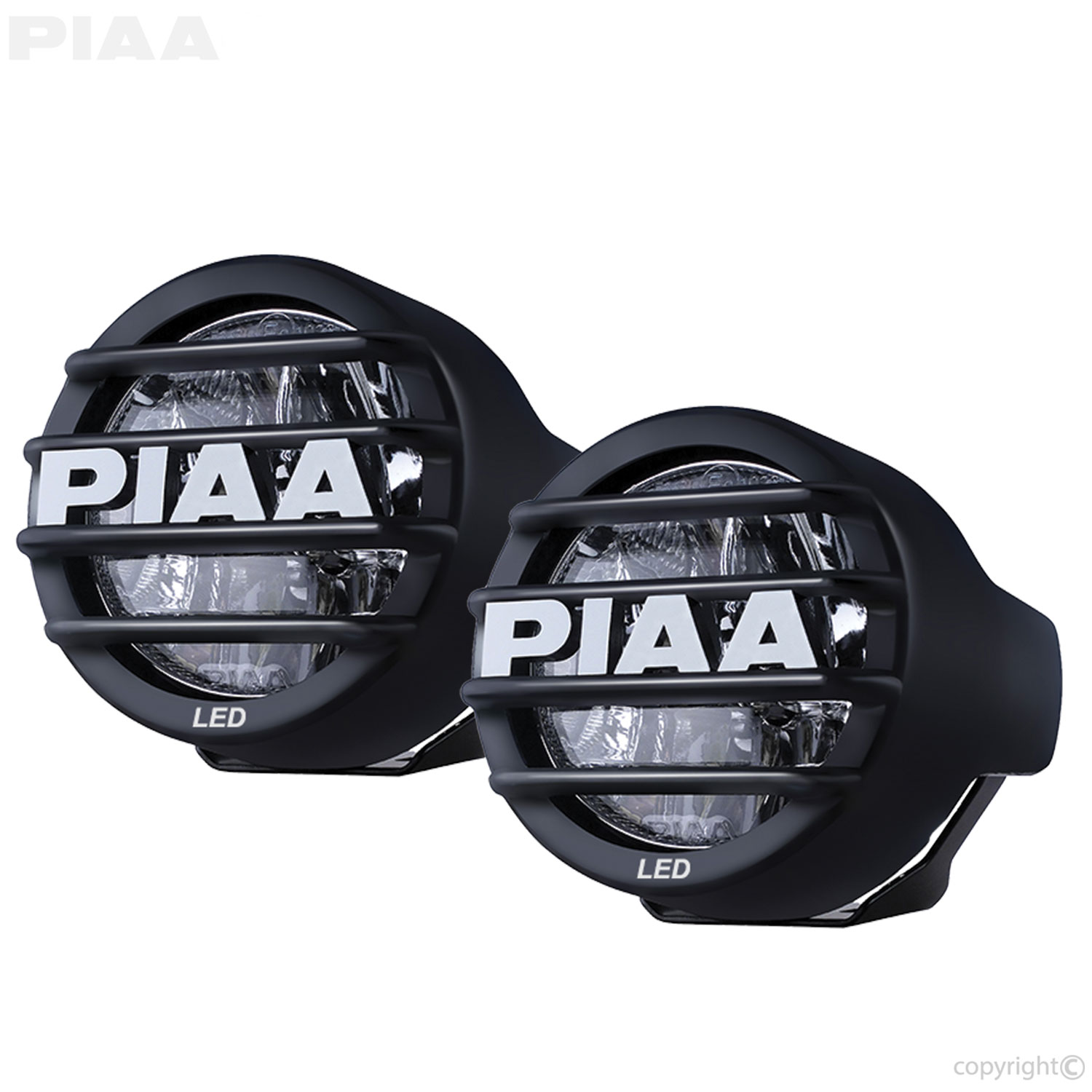 Piaa Motorcycle Lamps Universal Wiring Harness Kit Lp530 35 Led Fog Light Sae Compliant Lights