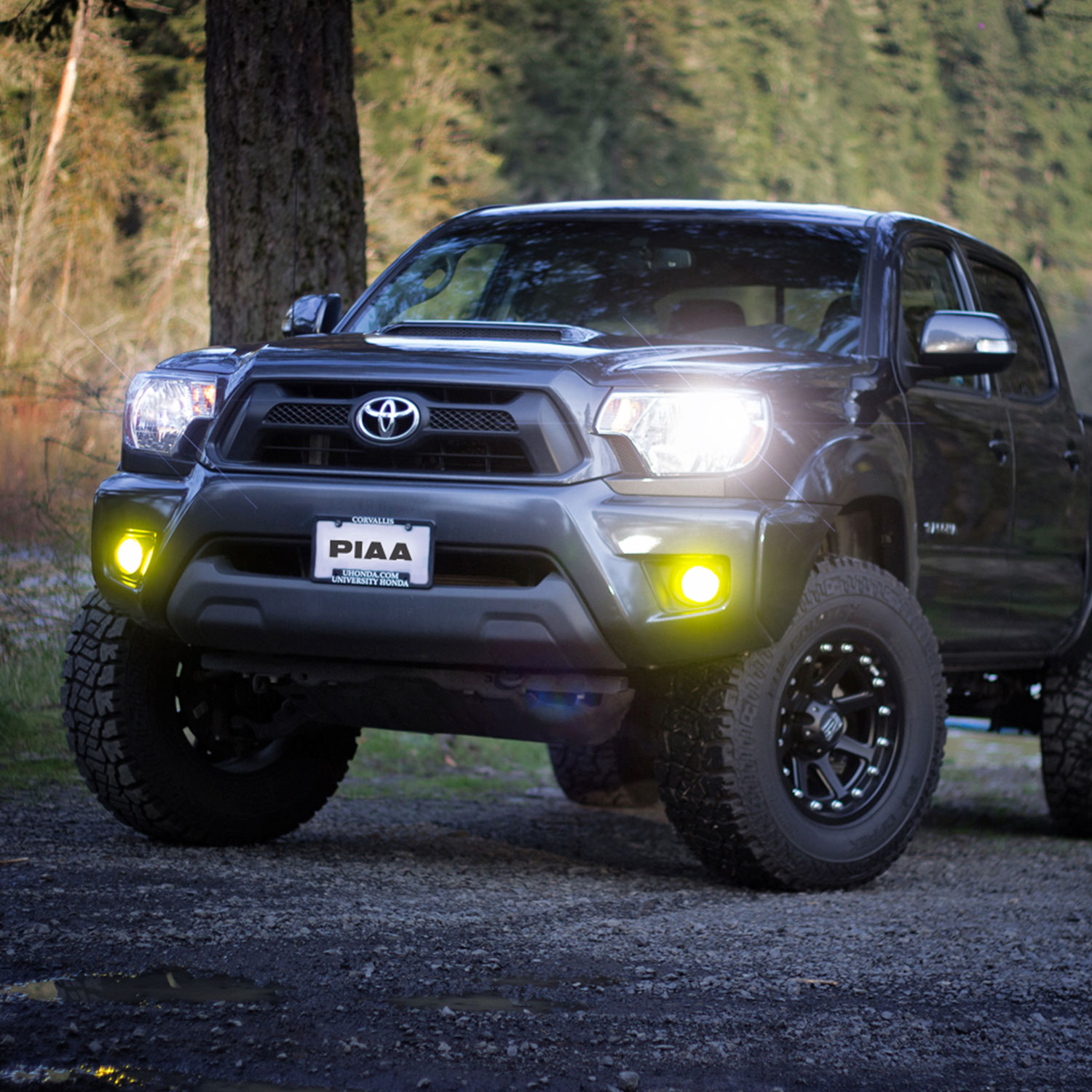PIAA H16 Yellow LED Bulbs Tacoma Fog Lights
