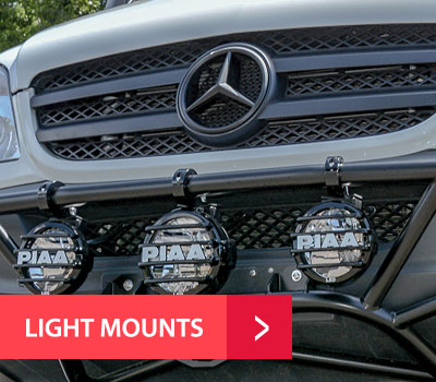 PIAA Light Mounts
