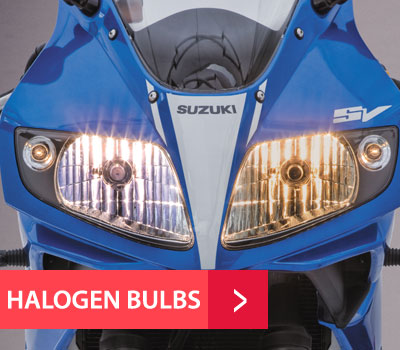 PIAA Halogen Motorcycle Bulbs
