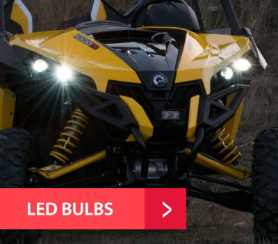 PIAA LED ATV UTV Bulbs