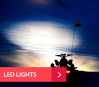 PIAA LED ATV UTV Lamps