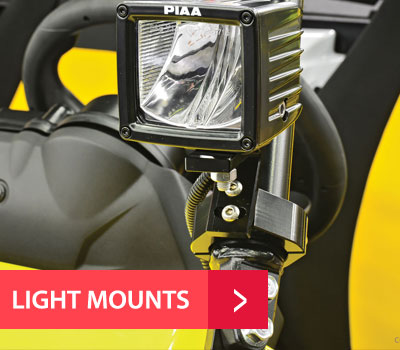 PIAA ATV UTVLight Mounts